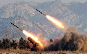 """South Korean media reported thatPyongyanghas once again test fired two short-range missiles on Monday, the latest """"provocative"""" move in what they believe to be retaliation for the ongoing military exercise with theUnited States. Last Thursday, the reclusive state also launched four Scud missiles in an apparent move to """"raise tensions"""" in the region. At around […]"""