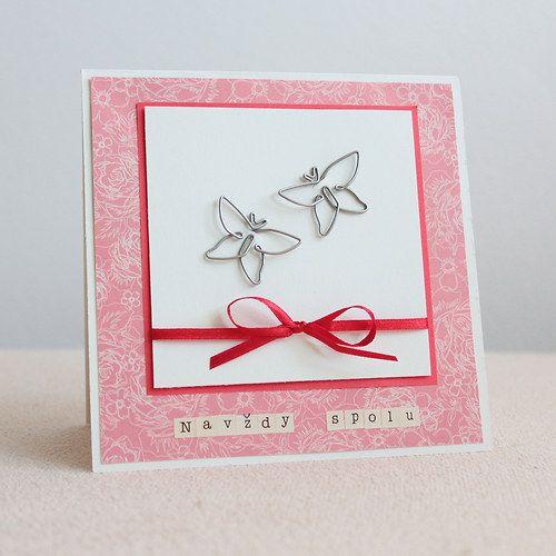 Card by alsine design (2013) - creative kit club papero amo 10/2013