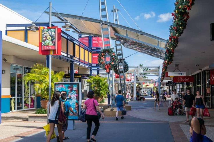 Harbour Town: For those in need of retail therapy, Harbour Town Gold Coast is Australia's largest outlet shopping centre.