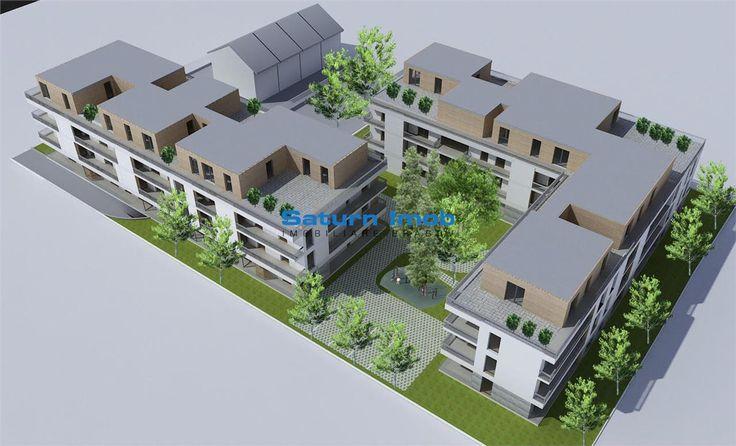 Vanzare apartament 2 camere Proiect nou zona Tractorul