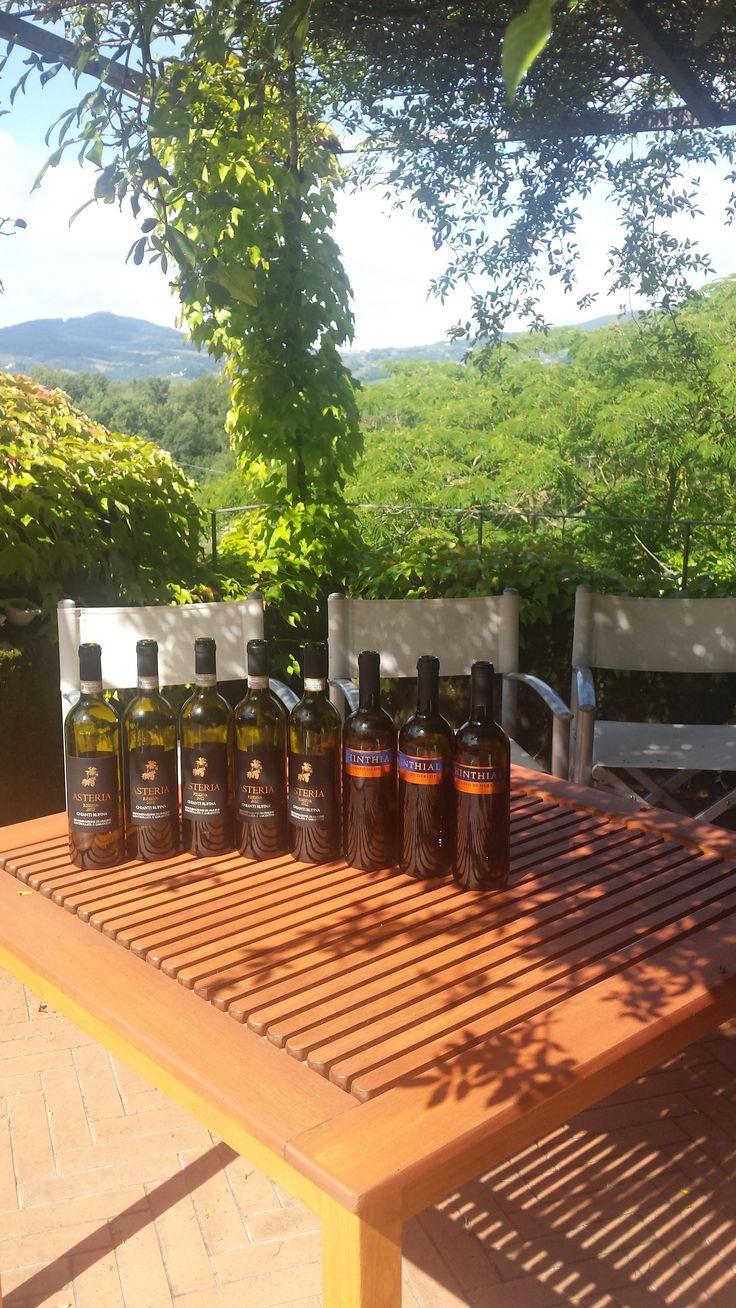 chainti rufina riserva vino Rose