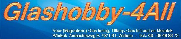 Glashobby-4All - HotPot Magnetron Glas fusing, Sieraden maken, Tiffany,  Glas in lood hobbyglas en gereedschap