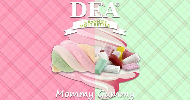 Aroma Mommy Gummy di Granny Rita: un morbido marshmallow che si scioglie sul palato #aromiDEA