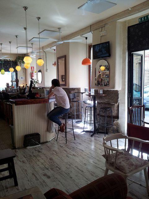 Cafe de la Luz, Madrid
