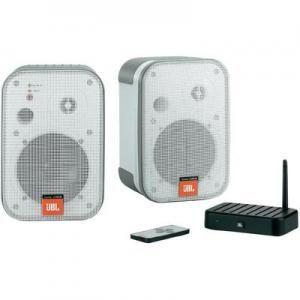 Boxe Wireless Jbl Control 2.4 G, Argintiu