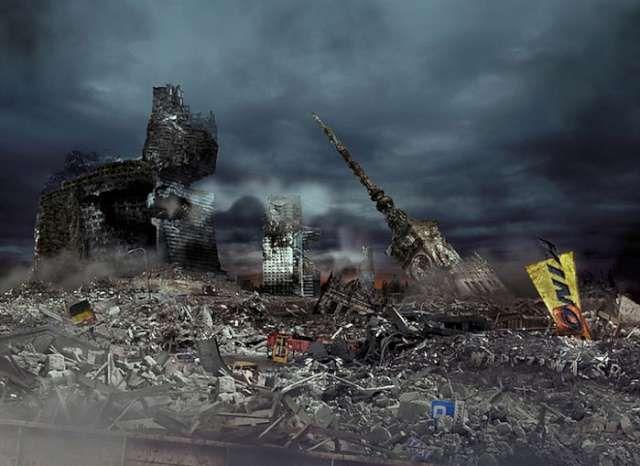 Kıyamet sonrası dünya Varşova