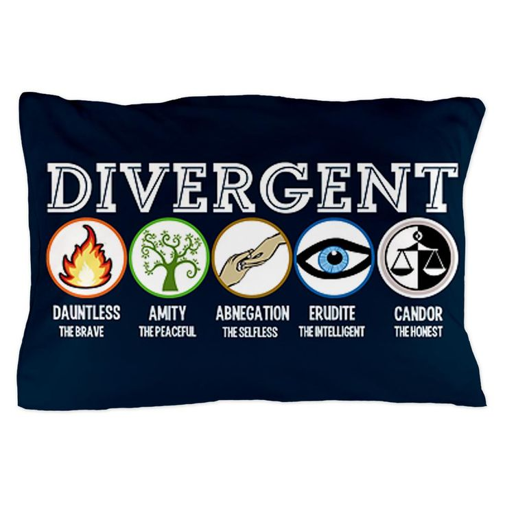 divergent symbols and meanings - 736×736