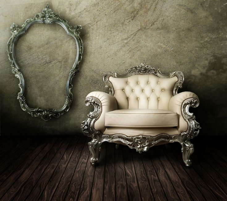 European gorgeous sofa with frame 27655 - Classic design material - Classic Design