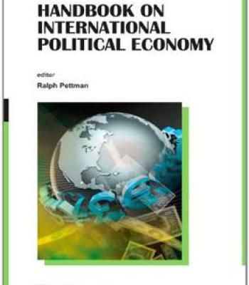 Handbook On International Political Economy PDF