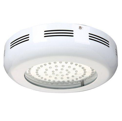 Lighting EVER 90 Watt UFO LED Grow Lights, 400W High Pressure Sodium or Metal Halide Grow Light, Red, Blue, Orange