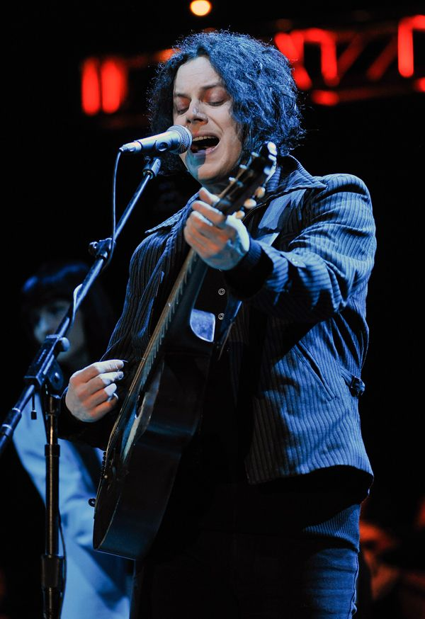 Jack White paid the $142,000 in taxes needed by Detroit's Masonic Temple to stave off foreclosure, Read more: http://www.rollingstone.com/music/news/jack-white-saves-detroit-masonic-temple-from-foreclosure-20130604#ixzz2VHhWFtuO Awesome guy, thanks so much!