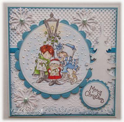 Pamela's Craft Spot: Merry Christmas