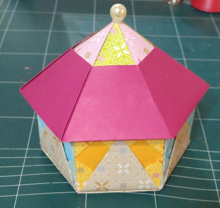 283.몽땅연필상자.종이접기.종이공예.origami