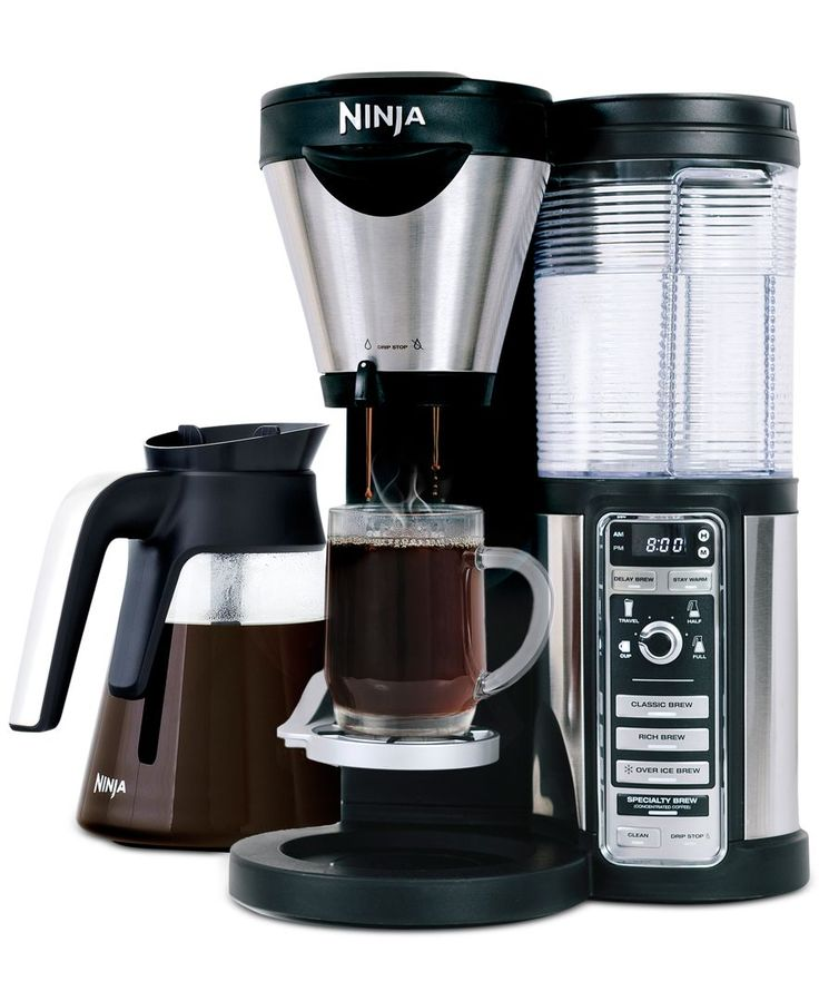 Ninja CFO82 Coffee Bar Coffee Maker