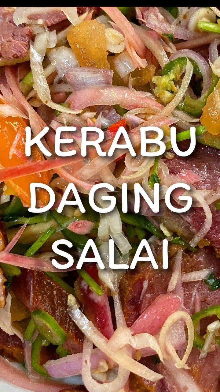 Pin Auf Recipes Kerabu