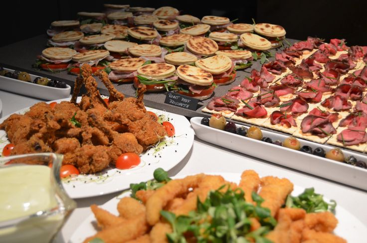 our buffet.