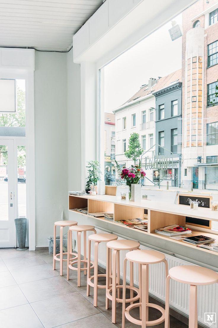 Mirlo's in #Antwerpen www.newplacestobe.com