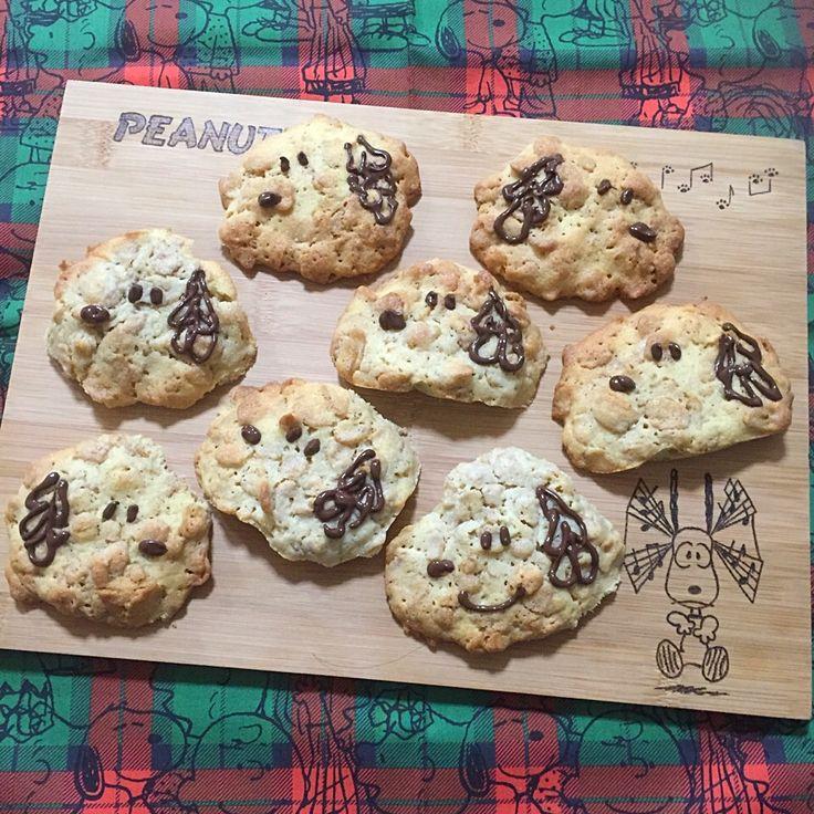 コーンフレーククッキー アンディ