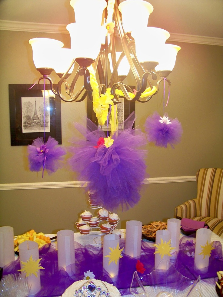 Best tangled rapunzel birthday party ideas images on