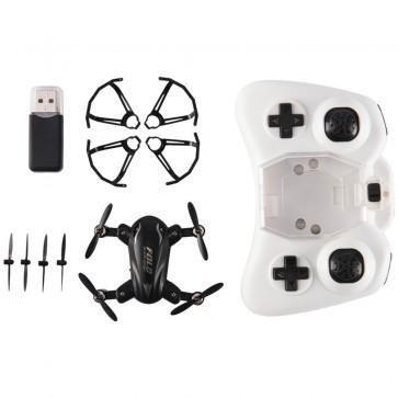 COBRA RC TOYS 909314 Folding Pocket Drone with Camera