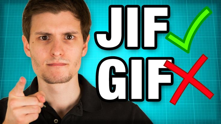 HOW TO PRONOUNCE GIF!