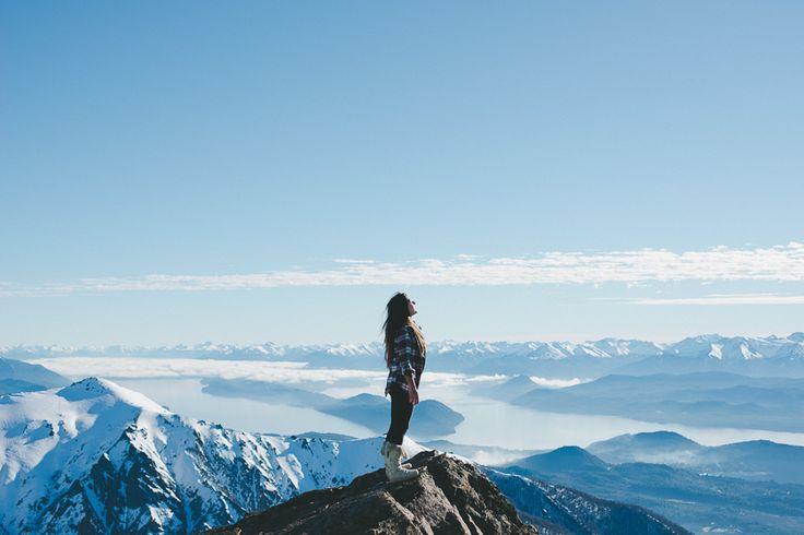 Sesión de fotos en la nieve - Cerro Catedral - Bariloche