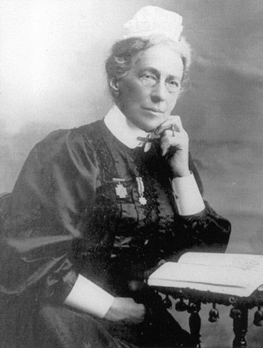 FACTOID FRIDAY Ellen Dougherty was the world's first registered nurse. She received this recognition when New Zealand became the first nation to pass legislation on the Nurses Registration Act in 1901.