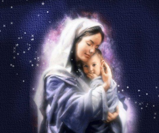Давайте вместе худеть и молодеть!: Благословение ребенка.