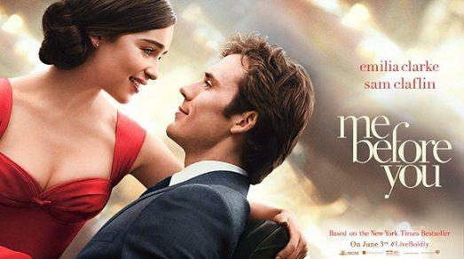 Părerile despre filmul Me before you sunt controversate. Unii spun că este un film de dragoste, cu un debut şi cadru în care se dezvoltă neobişnuite. Alţii cred că filmul nu este decât o propagandă pentru dreptul la eutanasiere, căci tocmai faptul că iubirea n-a învins toate obstacolele îl descalifică de la etichetarea de film de dragoste.