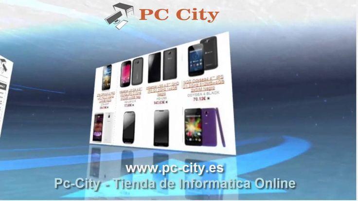 Tienda online de informatica | Pc City-Tienda de Informatica Online  http://www.pc-city.es  Pc City, tienda de productos informáticos, telefonia libre y accesorios, Consolas, videojuegos y accesorios, diseño web, diseño grafico, impresión,comerc