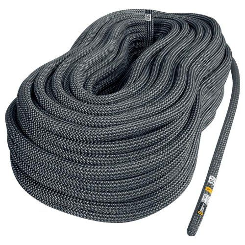 Singing Rock R44 NFPA Static Rope (10.5-mm x 200-Feet, Black) | shopswell