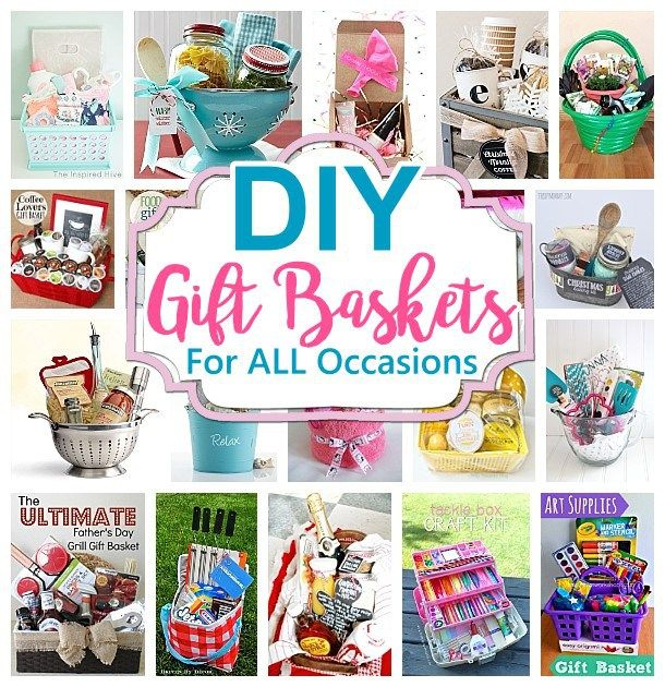 Gift Baskets are always SO fun to receive – but do you struggle with how to put together the perfect personalized bundle for somebody else?  I created an easy and sweet DIY gift basket …