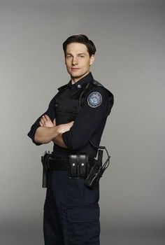 "ABC's ""Rookie Blue"" stars Gregory Smith as Dov Epstein."