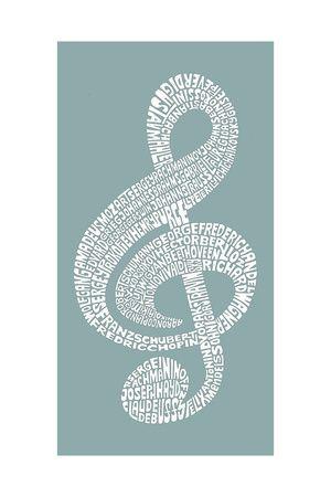 Klassinen musiikki Taidejulisteet AllPosters.fi-sivustossa
