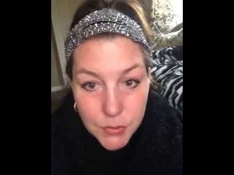 Mindy Matus demonstrates Instantly Ageless by Jeunesse Global - YouTube