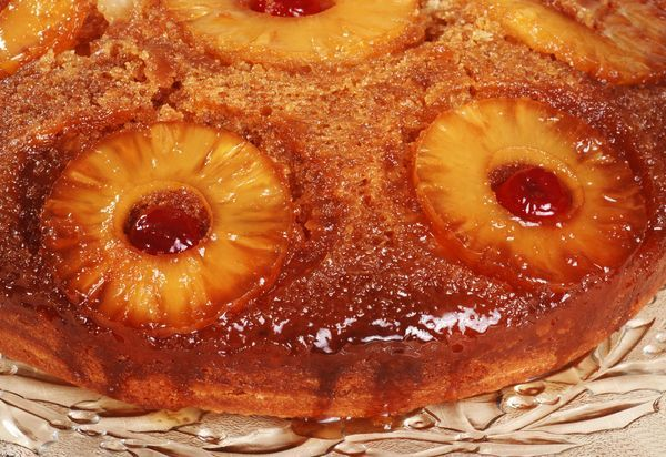 Our Favorite Dessert For Summer...Yours Isn't Complete If You Don't Try This Classic Upside-Down Cake!