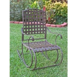 rod iron outdoor decor - Google Search
