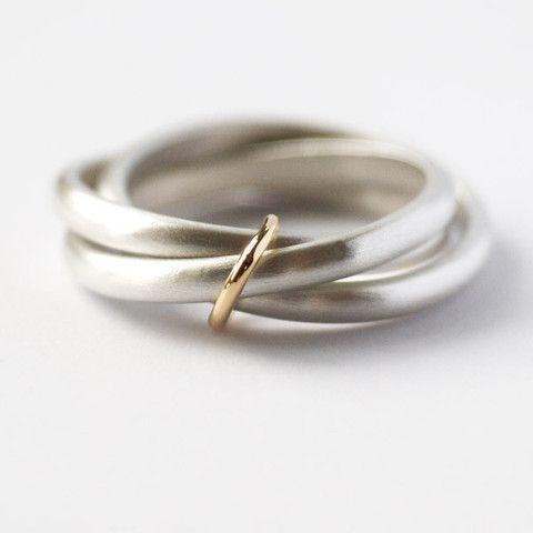 Sue Lane Jewellery — Silver Ring (nr08)
