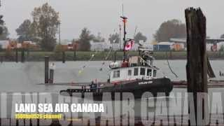 new westminster boat parade - YouTube