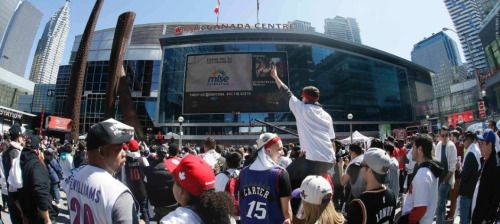Raptors fans left with more doubt after Game 1 #NBA #NBA... #NBA: Raptors fans left with more doubt after Game 1 #NBA #NBA… #NBA