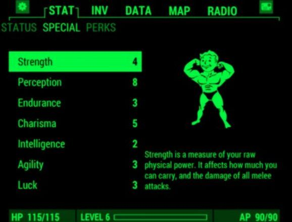 Fallout 4 Skills Same Like As Fallout 4 Perks Chart So If Are Searching For Updated Fallout 4 Skill Tree Guide Then You Should Fallout 4 Map Fallout Data Map