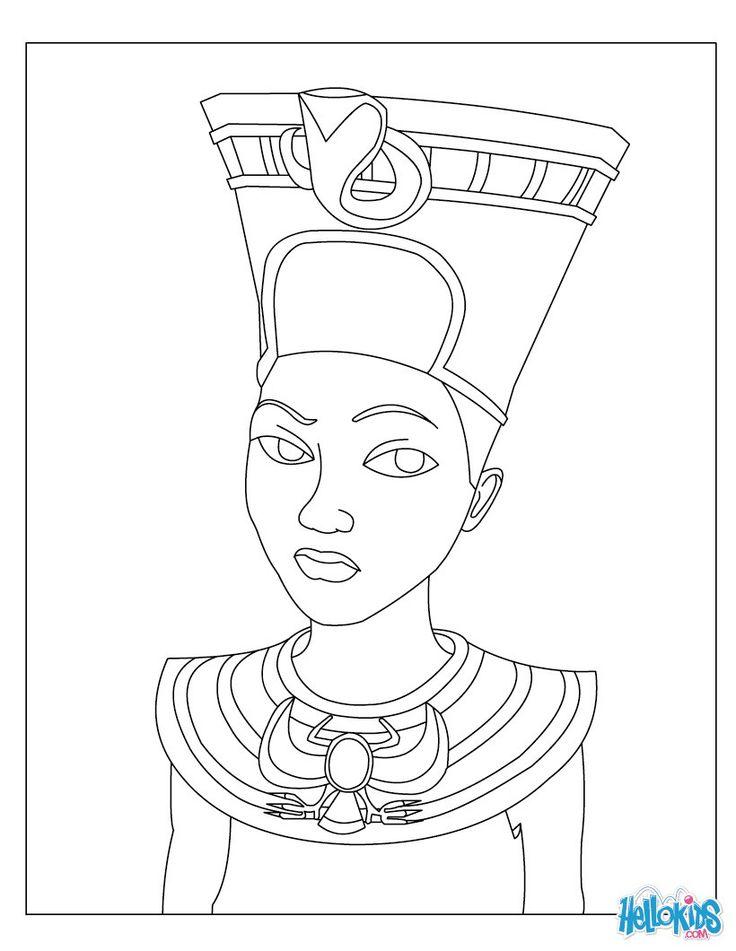 Beste Pharao Malvorlagen Fotos - Beispiel Wiederaufnahme Vorlagen ...