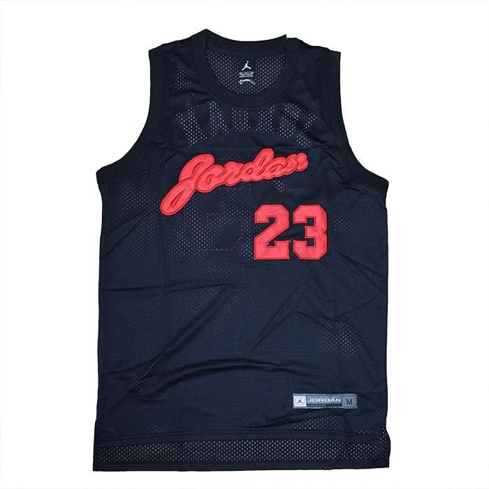 Maglia canotta NBA Nike Air Jordan - Michael Jordan - Colore Nero