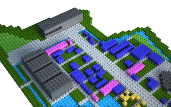 Milano Expo 2015 made by LEGO