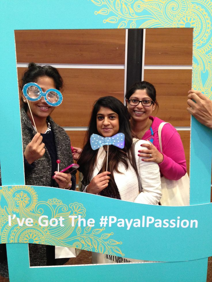 They've got the Payal Passion