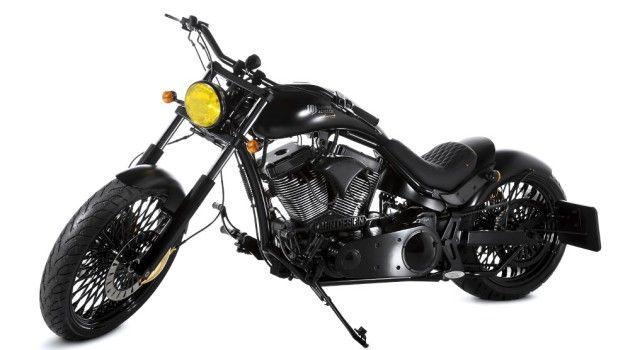 Lauge Jensen Custom Bike by A. Kahn Design