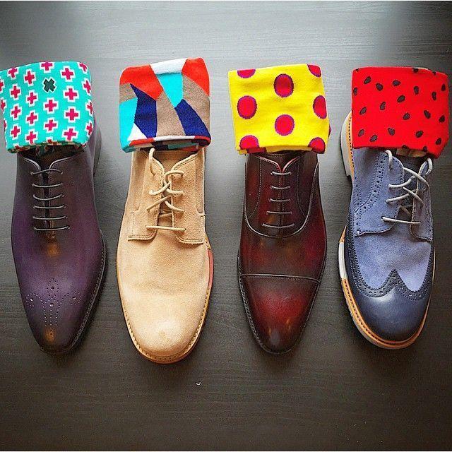 Os melhores sapatos e calçados masculinos: www.soxy.com/   – Socks