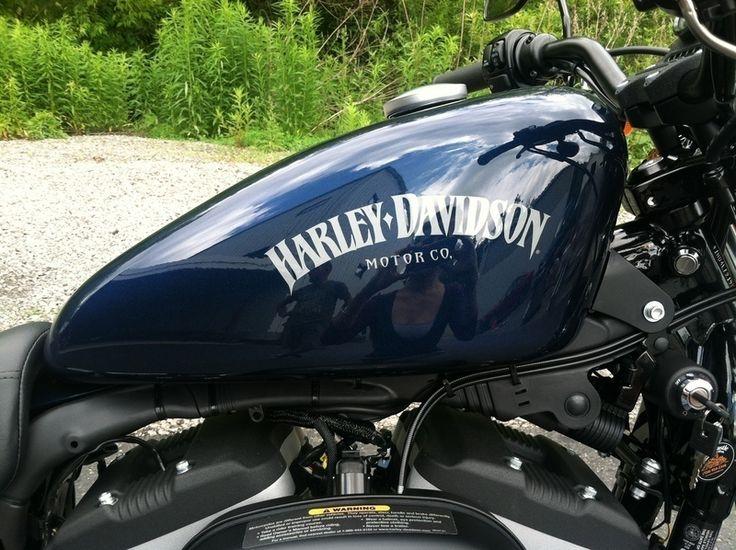 Harley Davidson Sportster Bobber Tank Nightster Softail