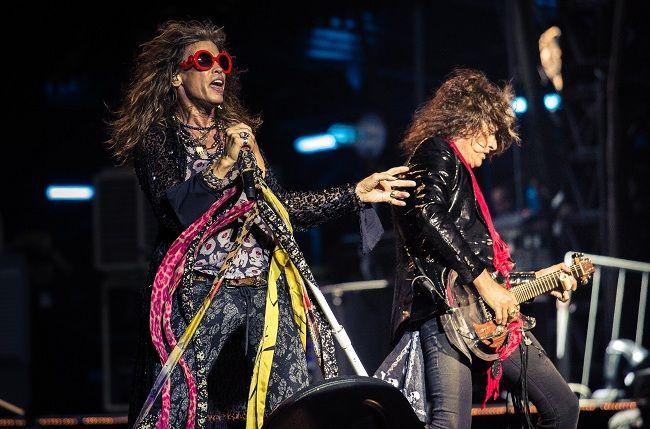 Aerosmith опубликовали клип «Mama Kin» с концерта «Aerosmith Rocks Donington 2014».