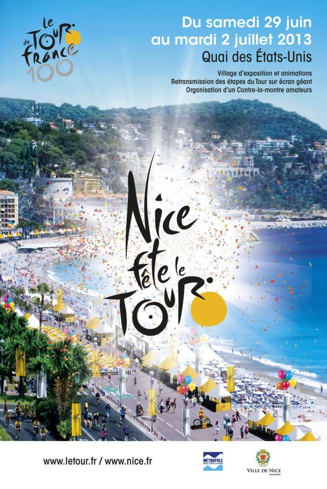 Ride your own Tour de France Time Trial in Nice on 30 June 2013. To find out more, visit www.pushcycling.com